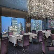 photo of pierre - mandarin oriental hong kong restaurant