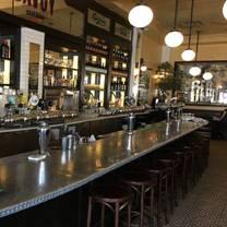 photo of the savoy brasserie restaurant