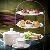 photo of afternoon tea @ holt hotel restaurant