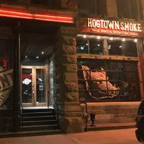photo of hogtown smoke on colborne st. restaurant