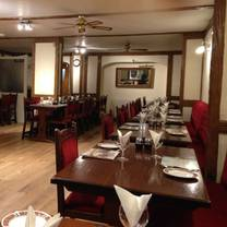 photo of sunny restaurant and greek taverna restaurant