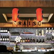 foto von raisu japanese fine dining - chicago restaurant