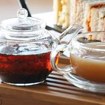 photo of afternoon tea -bay at sands hotel restaurant
