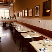 photo of burrasca restaurant