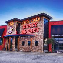 photo of rusty bucket - mason restaurant