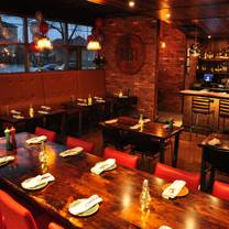 photo of rust bistrobar restaurant