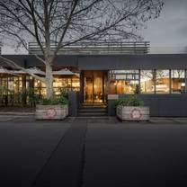 foto van top paddock cafe restaurant