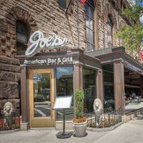 photo of joe's american bar and grill - boston restaurant