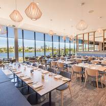 photo of optus stadium - city view café restaurant
