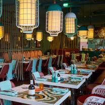 foto von lella mozzarella mainzer landstraße 78 pizza & cucina restaurant