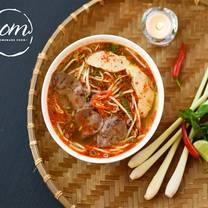 foto von nom vietnamese fusion food restaurant