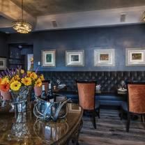 photo of first & oak at the mirabelle inn restaurant