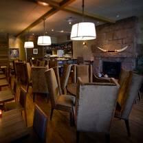 photo of open range - calgary restaurant