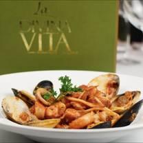 foto van la divina vita restaurant