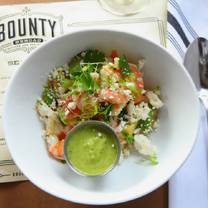 photo of bounty on broad restaurant
