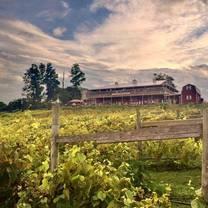 photo of the vineyard & brewery at hershey restaurant