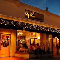 photo of opal restaurant & bar restaurant