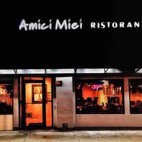photo of amici miei restaurant