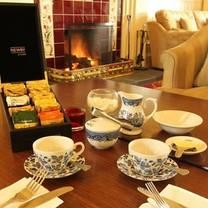 photo of afternoon tea @ atholl palace hotel restaurant
