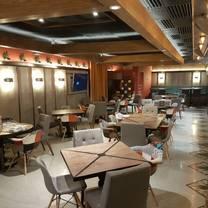 foto van cometa restaurant