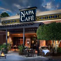 photo of napa cafe restaurant