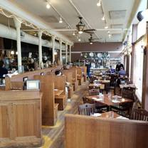 photo of the corner room restaurant