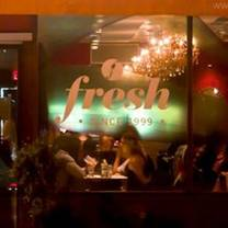 photo of fresh on bloor restaurant