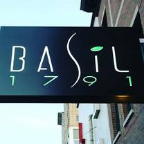 photo of basil 1791 restaurant