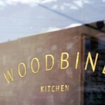 photo of woodbines craft kitchen restaurant