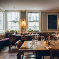 photo of the chequers - bath restaurant