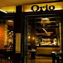 foto de restaurante orio born