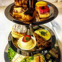 photo of afternoon tea at plas maenan country house – restaurant on the rock restaurant