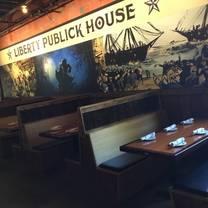 photo of liberty publick house restaurant