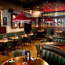 photo of coast to coast - leicester high cross restaurant