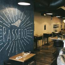 photo of passero restaurant