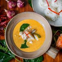 photo of thai restaurant at amanpuri restaurant