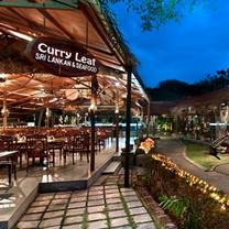photo of curry leaf - hilton colombo restaurant