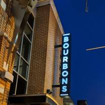 photo of bourbons restaurant