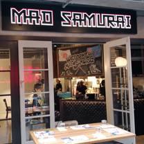photo of mad samurai restaurant