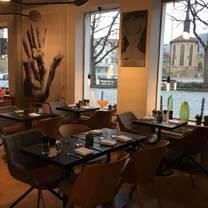 foto van cosmopolita restaurant
