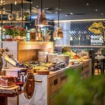 photo of bocca buona restaurant