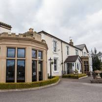photo of northop hall hotel restaurant restaurant