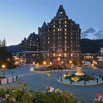 photo of fairmont banff springs – riverview special events restaurant