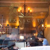 photo of frascati restaurant
