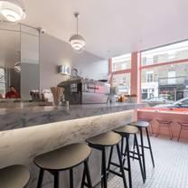 photo of sans pere - broadway market restaurant