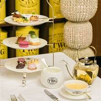 photo of twg tea salon & boutique restaurant