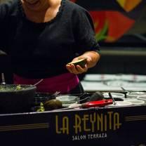 foto van la reynita restaurant