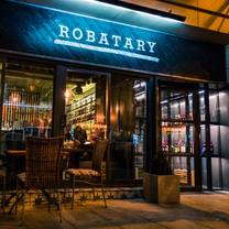 photo of robatary restaurant