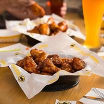 photo of buffalo wild wings - anderson restaurant