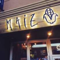 photo of maiz restaurant